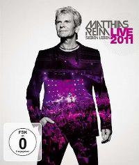 Cover Matthias Reim - Sieben Leben - Live 2011 [DVD]